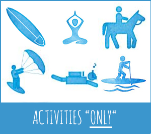 Booking-Activities-only