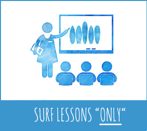 Booking-Surflessons-Only