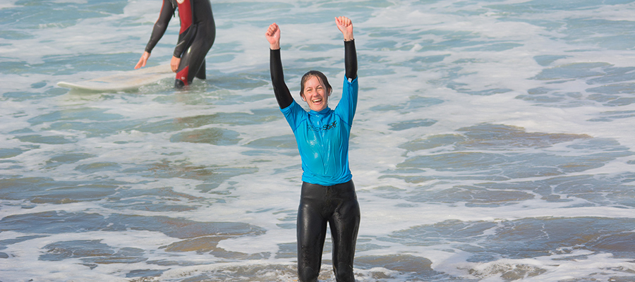 Surfschool Fuerteventura: Surf course pictures of the last week