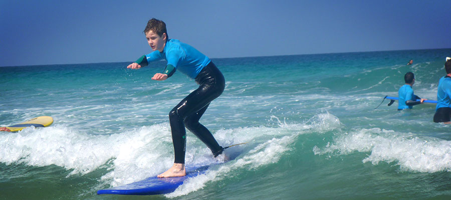 Surfschool Fuerteventura: Our courses on the 28.04.2014