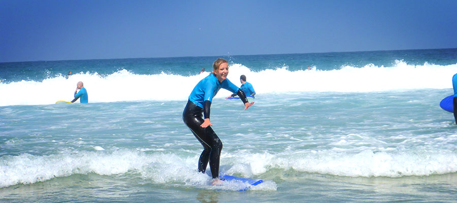 Our surfcourses on the 30.04.2014