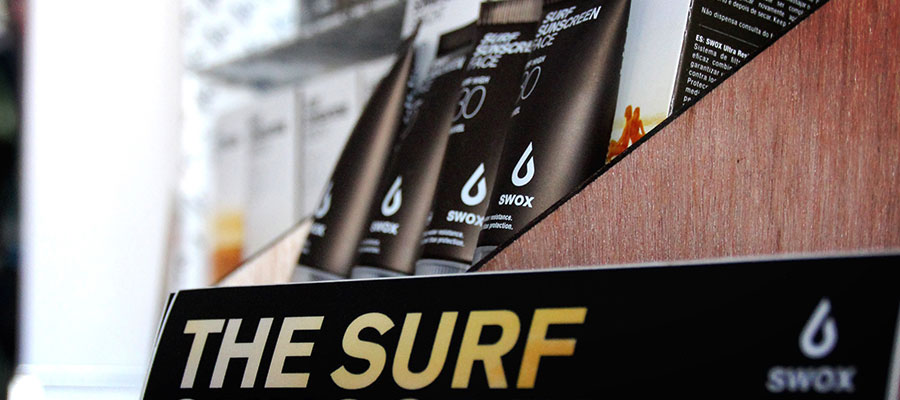 Surfcamp Furteventura: Safe surf sessions with SWOX Sun Protection and FreshSurf