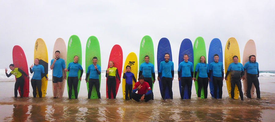 Foto-special of the last week of our surfcamp in Fuerteventura