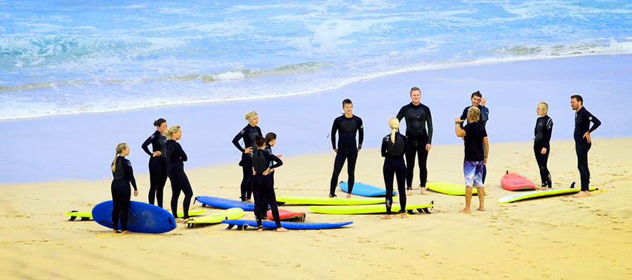 Tipps from our surfcamp at Fuerteventura: right wetsuit care