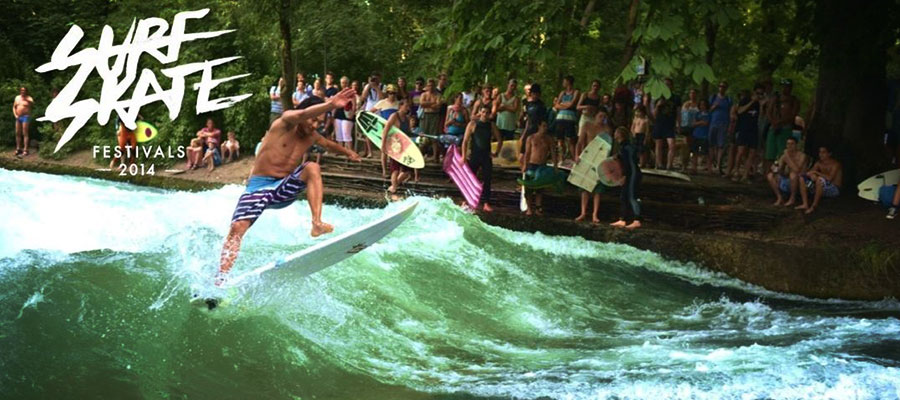 The Surf- and Skate Festivals 2014- Freshsurf is excited to the next events