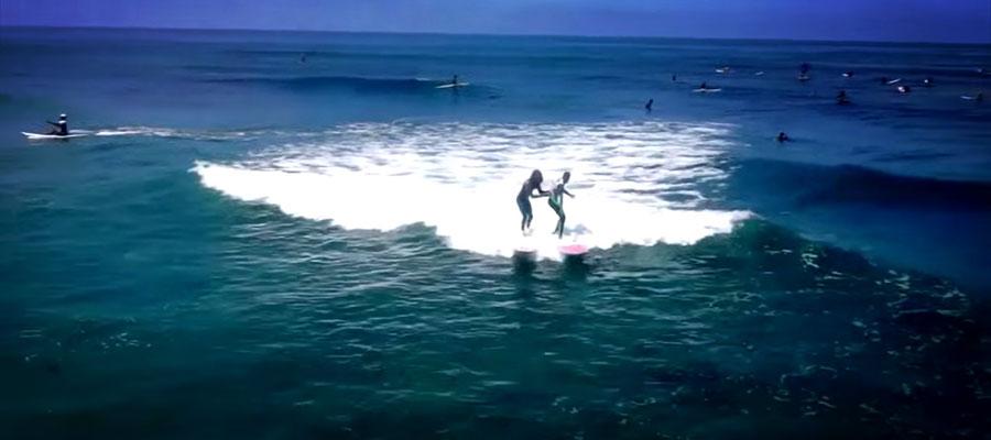 Surfing is his passion: The big wave surfer Derek Rabelo