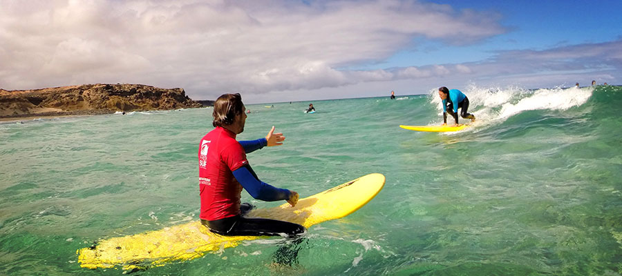 The best pictures of the last week of our surfcamp at Fuerteventura