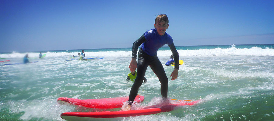 Surfcamp at Fuerteventura: Our courses on the 21.07.2014