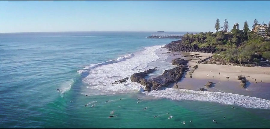 Wild and undiscovered: Enjoy the video on Snappers Point or enjoy our surfcamp