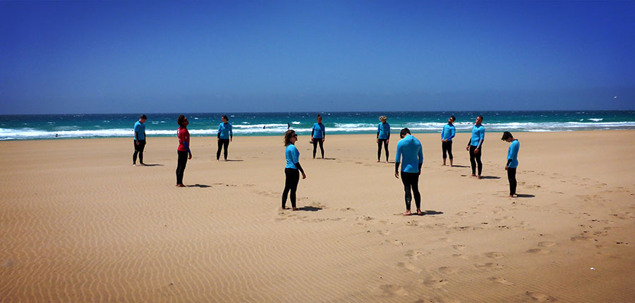 Surfcamp at Fuerteventura: Our surf courses on the 15.08.2014