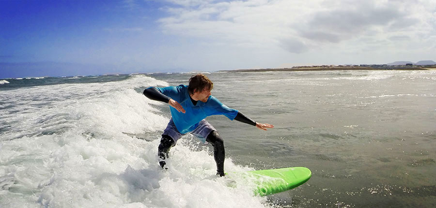 Big reunion in Cotillo: Familiar Faces in our Surf Camp on Fuerteventura