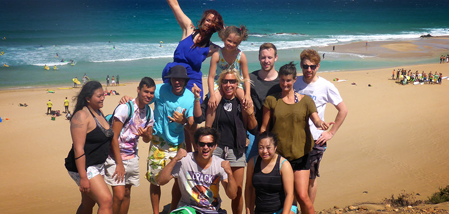 Such a great end of the week you only can have at our surfcamp on fuerteventura