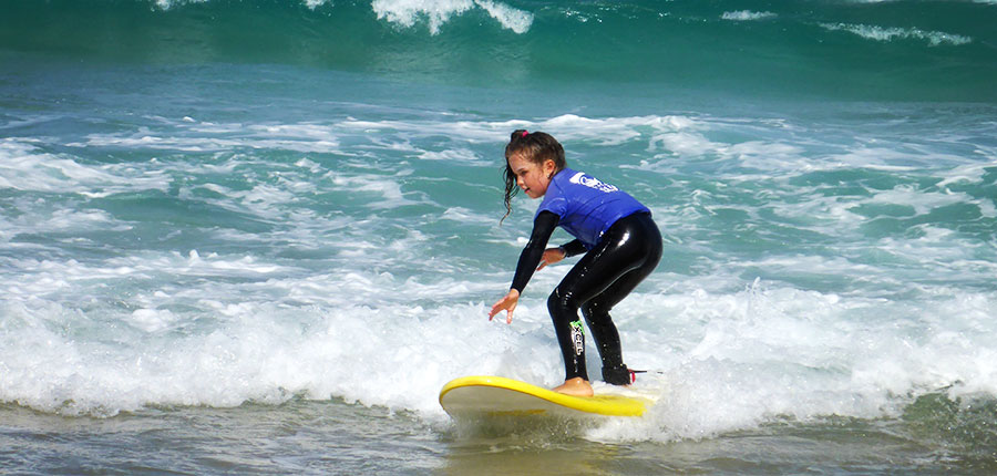 Our surf courses on friday the 29.08.2014
