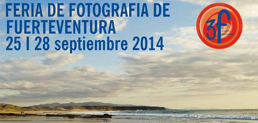 """3F Feria de Fotografia"" in El Cotillo"