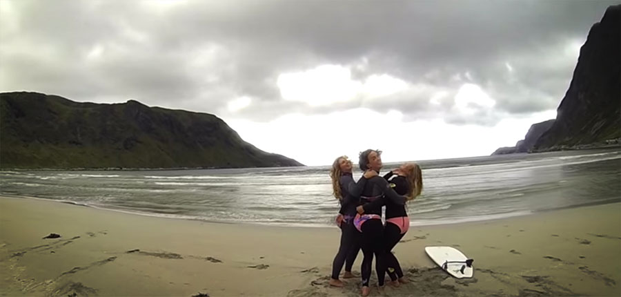 Women in Surf Videos – Reality or distorted portrayal?