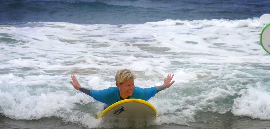 New week – new start at our surfcamp on Fuerteventura
