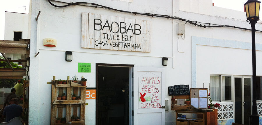 Vegetarian and vegan cuisine in Corralejo: the Baobab Juice Bar