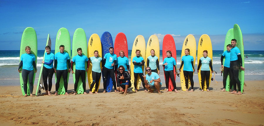 Surfcamp Fuerteventura: Learn how to surf with us on the Canary Island Fuerteventura!