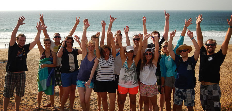 Learning to surf on Fuerteventura – our lessons from 04 October 2014