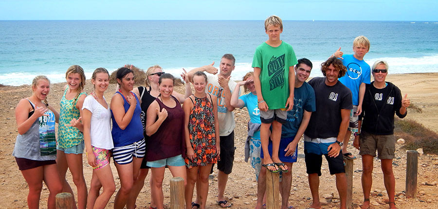 Let's surf into the weekend! Surfing lessons on Fuerteventura 11 October 2014