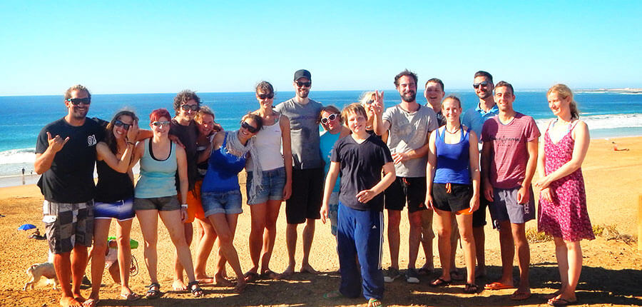 Smile it's Saturday! Pictures of the day from our surfcamp on Fuerteventura