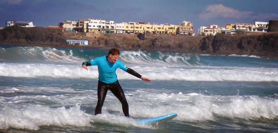 Old friends visiting our surfschool on Fuerteventura – Surfing Pictures of today