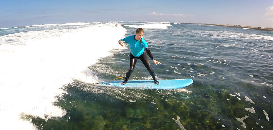 New Week, new Waves – Surfing on Fuerteventura with FreshSurf on the 17th of November