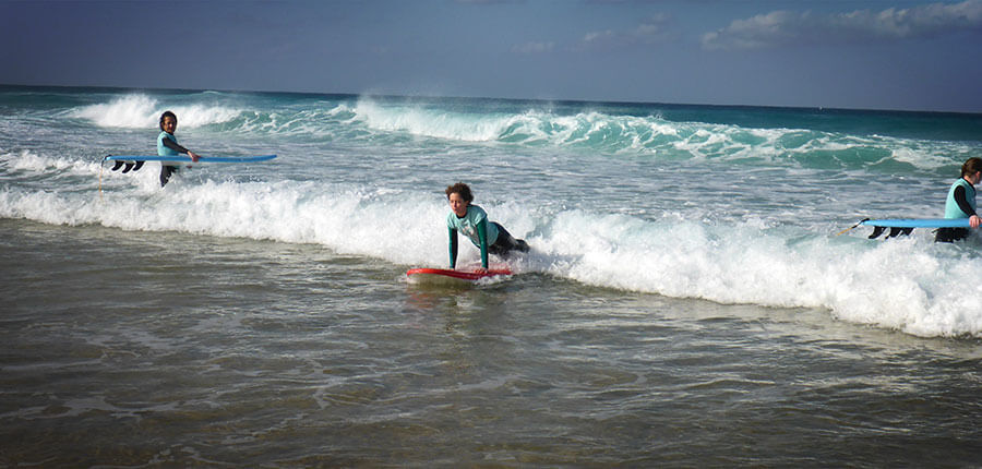 surfing in december on the canarian islands – our surfing lessons on 8. December 2014