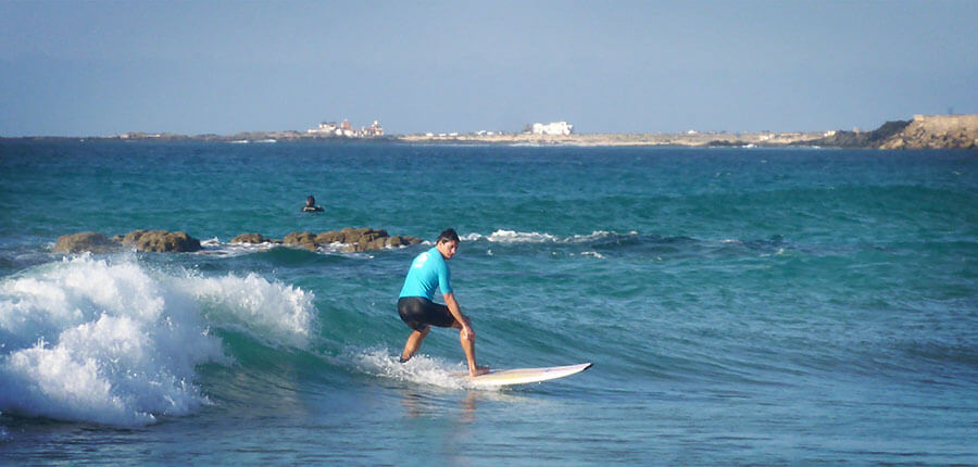 Christmas Surfing on Fuerteventura – our Surfing lessons on the 23rd and 26 December