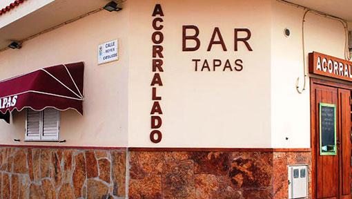 Arorralado Tapas Bar