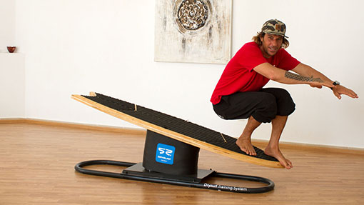 Get a better Surfer with DrySurf