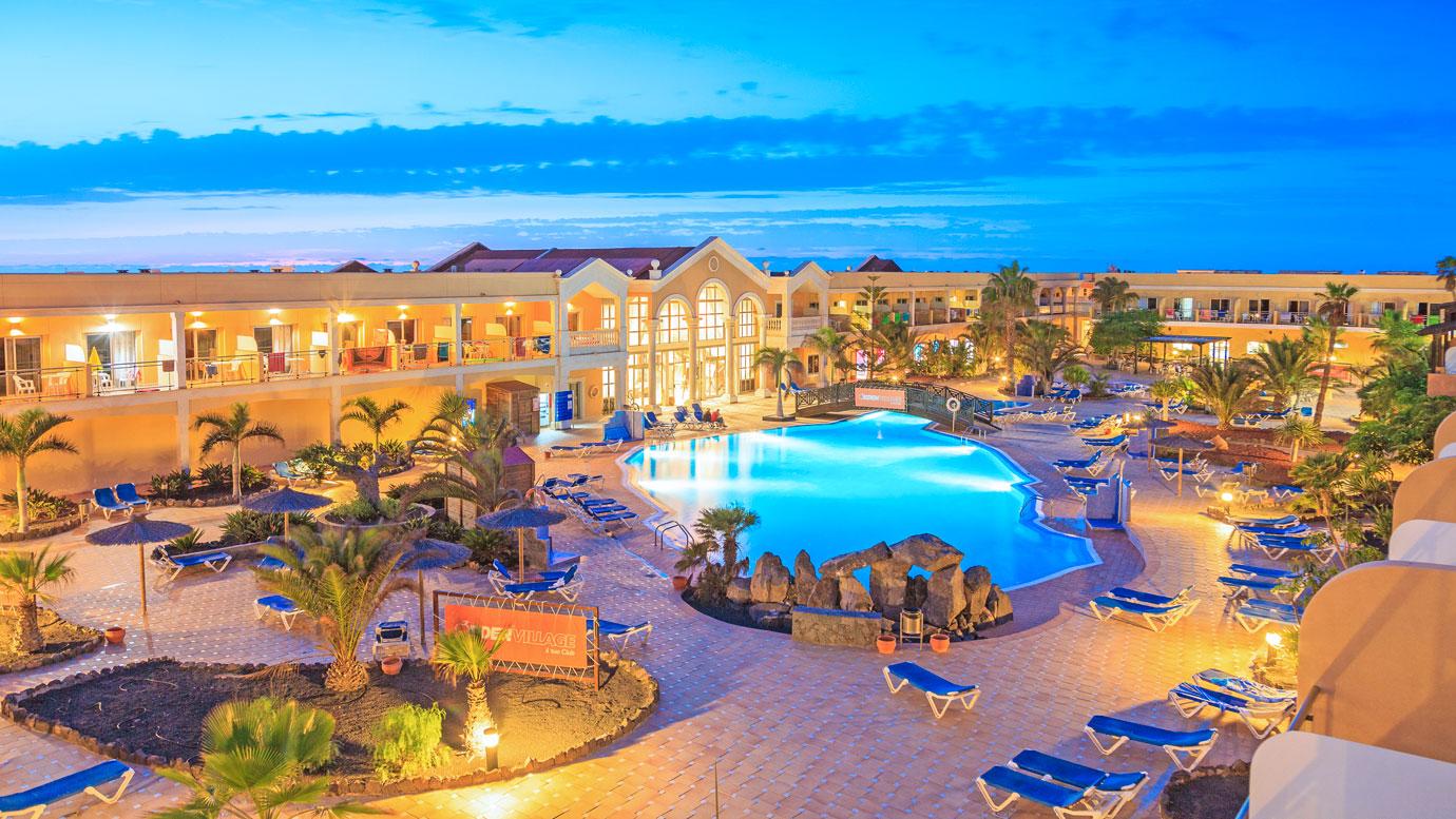 Cotillo Beach Hotel In Fuerteventura