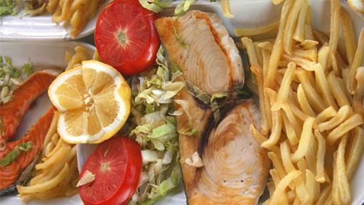Delicous Food in La Marisma