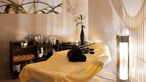 Our massage studio on Fuerteventura