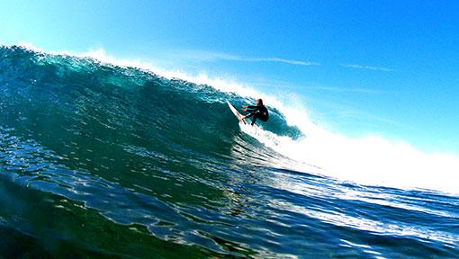 Surf spots Fuerteventura