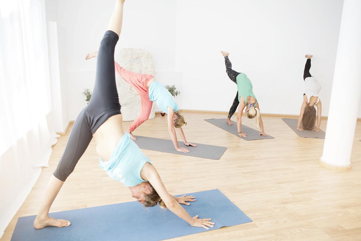 Yoga class Fuerteventura