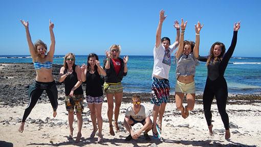 Fotos-der-Surfkurse-Fuerteventura