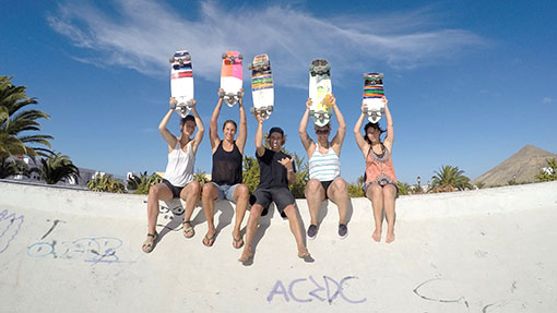 Yoga bei FreshSurf auf Fuerteventura
