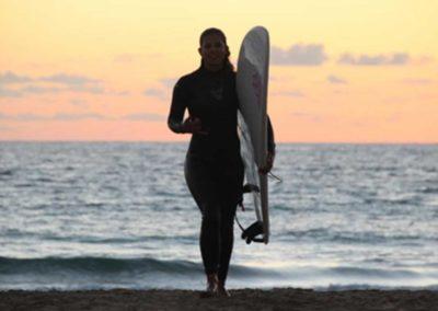 sunset-surfen