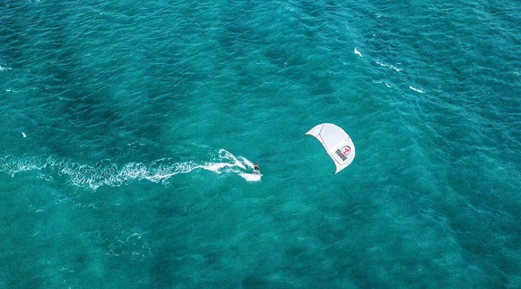 Private Boat Lesson - Kitesurfing Fuerteventura