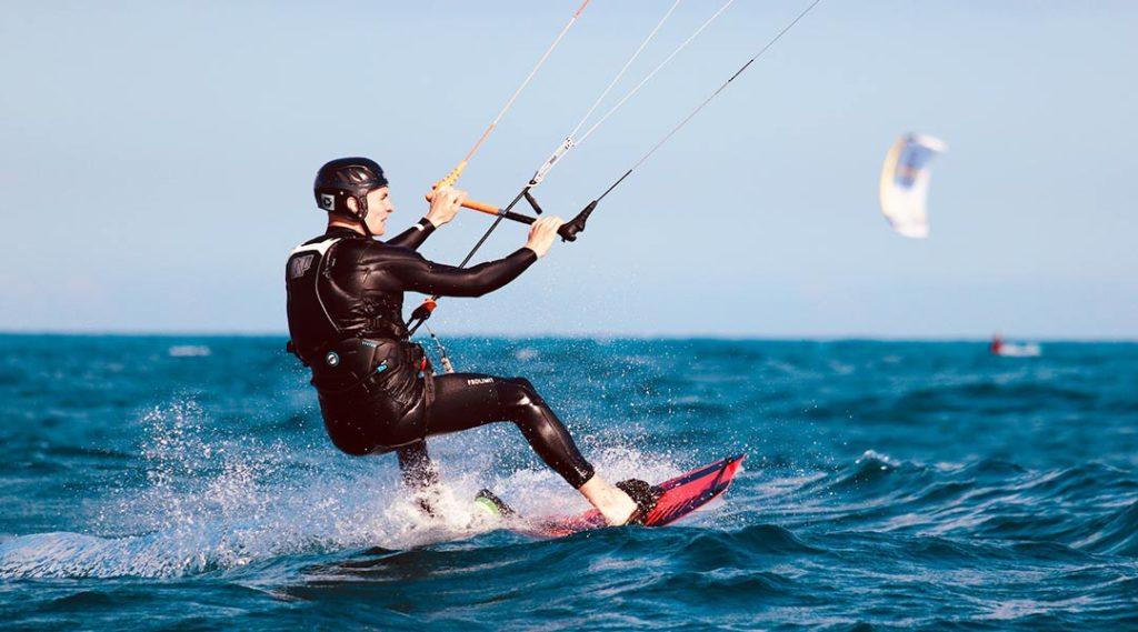 kitesurfing fuerteventura - intermediate course